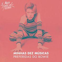 Minhas dez músicas preferidas do Bowie, a playlist by Globo Livros on Spotify