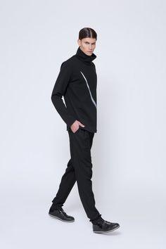 Mens sweater Mens Turtleneck sweater Mens black sweater Mens clothing Loose turtleneck sweater Mens fashion mens pullover mens jumper