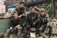 Unanswered questions going into Falling Skies season 3, new footage teases what's to come. #examinercom