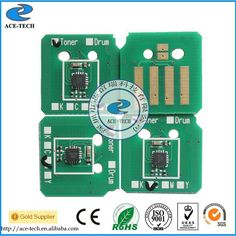 Free shipping one set 013R00657~013R00660 Drum chip for Xerox WorkCentre 7120/7125 printer cartridge refill with high quality