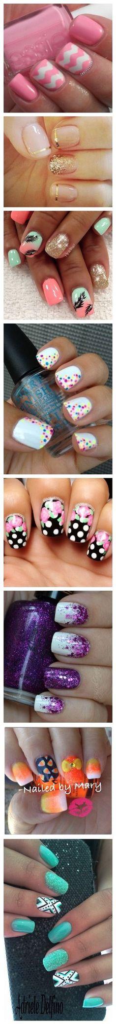 Nail Art Ideas and Designs