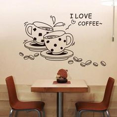 Buy 'LESIGN – Coffee Print Wall Sticker' with Free International Shipping at YesStyle.com. Browse and shop for thousands of Asian fashion items from China and more!