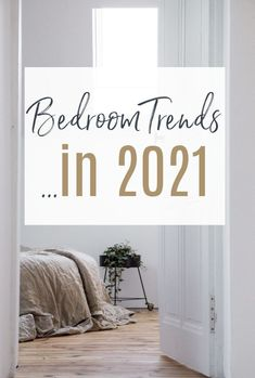 A look at the hot new bedroom design trends in 2021 and how bedroom decor is ringing in the changes #bedroomdesign #bedroomdecor #bedroom #bedroomtrends #bedrooms Bedroom Plants, Bedroom Decor, Beautiful Space, Beautiful Homes, Design Your Bedroom, Stylish Bedroom, Simple House, Beautiful Bedrooms, Design Trends