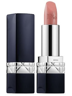 rouge  lipstick 219 rose montaigne by Dior. A collection of couture, satin-to-matte lipsticks with highly pigmented finishes with lasting comfort. Get 16 hours of comfort and elegant lip color without streaking or drying out lips with Rouge Dior Lipstick. This lasting lipstick fea... #dior #makeup #beauty