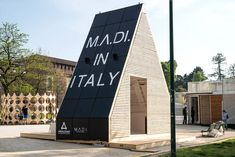 The brilliant folding M.A.Di Home can be assembled in hours