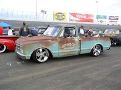 I wanna see a long bed rat rod - Page 3 - The 1947 - Present Chevrolet & GMC Truck Message Board Network