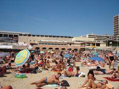 Catalans Beach, Marseille
