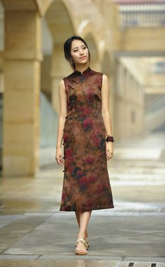 Qipao / Cheongsam / Chinese dress / Oriental by ChineseBespoke