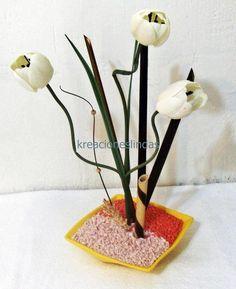 1000 images about arreglos sencillos on pinterest mesas floral and zebra centerpieces - Centros de mesa para boda economicos y elegantes ...