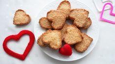 Kokosanki w kształcie serca