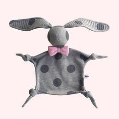 Bunny security blanket - navyplum.com
