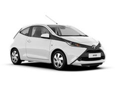 Check out this great Toyota Aygo Hatchback Special Editions 1.0 VVT-i X-Cite 2 TSS 3dr, Hatchback business lease car deal