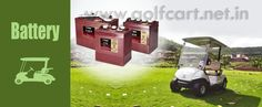 Trojan Battery is the most commonly used long-lasting Deep Cycle Batteries in almost all the products of Golf car / Transportation vehicle in the industry today. Yamaha golf car using trojan battery and it is used for all golf cars.