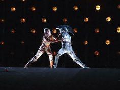 """Pentesilea"" by Peter #Stein. #Theatre. Le vie dei festival 2002"