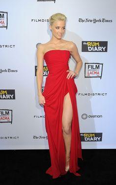 Ultra sexy Amber Heard