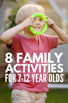 24 Family Activities to Enjoy at Home | If you're looking for things to do with your kids on weekends, school holidays, vacations, during winter, and on rainy days, this post has ideas for toddlers, kids in preschool, kindergarten, and elementary school, and even tweens and teens! Whether you like to do crafts, prefer family game night ideas, or need on-the-go options for road trips and holidays, we've got you covered. #familyactivities #boredombusters #familygames #familygamenight