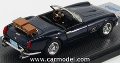 BBR-MODELS CAR26AD 1/43 FERRARI 250 SWB SPIDER CALIFORNIA PERSONAL CAR ALAIN DELON 1963