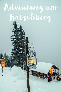 Der Adventweg am Katschberg ist voller Weihnachtszauber und Magie! Über diesen und mehr Aktivitäten im Winter am Katschberg berichte ich in diesem Artikel. #weihnachten #adventweg #winterreise #österreich Advent, Bergen, Places To Go, Hiking, Snow, Outdoor, Holidays, Bujo, Travelling