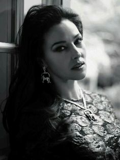 Monica Bellucci for Vogue Brazil
