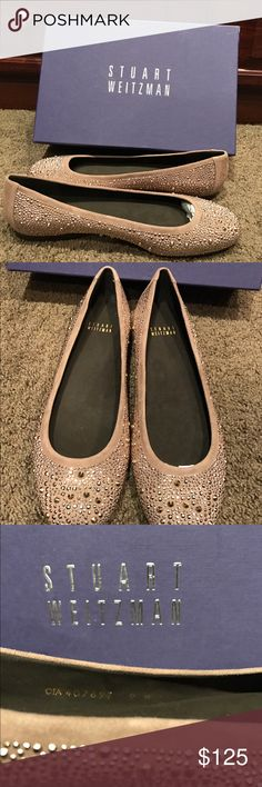 Stuart Weitzman Ballet shoes Brand new. Box included. Stuart Weitzman Shoes Flats & Loafers
