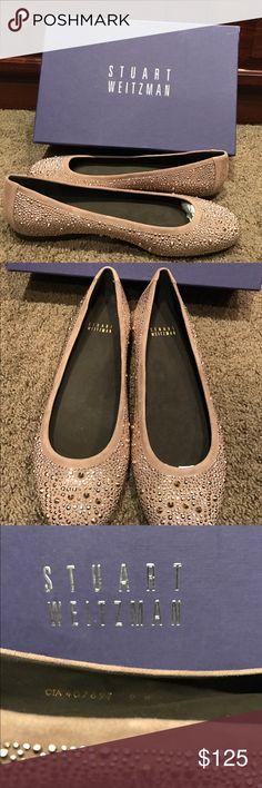 Stuart Weitzman Ballet shoes Brand new. Box included. Stuart Weitzman Shoes Flats & Loafers