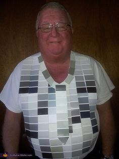 50 Shades of Grey - Halloween Costume Idea