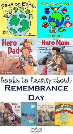 classroom tips, teaching tips and teaching ideas including resources for kindergarten and primary teachers. Kindergarten Books, Preschool Books, Preschool Activities, Remembrance Day Activities, Remembrance Day Art, Teaching Reading, Teaching Kids, Kids Learning, Classroom Crafts