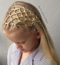 juhlakampaus letikampaus honeycomb headband