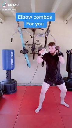 Boxing Training Workout, Mma Workout, Kickboxing Workout, Mma Training, Mixed Martial Arts Training, Martial Arts Workout, Self Defense Moves, Self Defense Martial Arts, Martial Arts Techniques