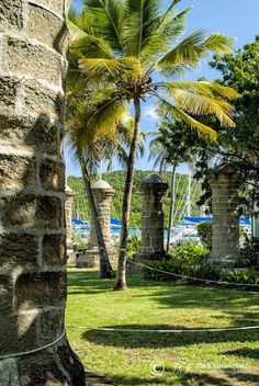 Nelson's Dockyard in Antigua | Stunning Places #Places
