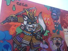 Samurai Cat!!