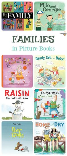New Picture Books ab