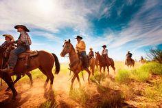 Cowboys of the Waggoner Ranch - C&I Magazine