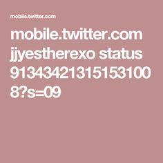 mobile.twitter.com jjyestherexo status 913434213151531008?s=09