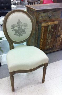 another french chair