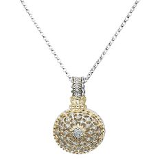 Add this gorgeous diamond necklace to your wardrobe! Diamond Necklaces, Diamond Pendant, Diamond Jewelry, Necklace Online, Pendants, Jewels, Silver, Diamond Jewellery, Jewerly