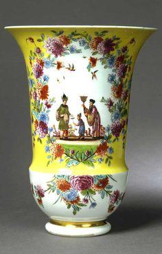 Meissen Porcelain, 1730 (Erdinç Bakla archive)