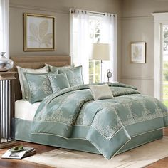 Madison Park Arlington 8-pc. Comforter Set - JCPenney