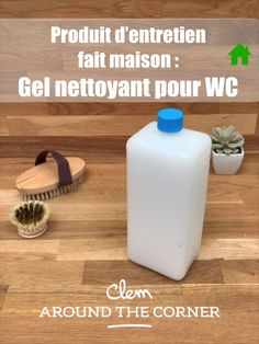 Gel nettoyant WC fait Maison - All of The Video Channels are here - The Best Videos Homemade Cleaning Products, Cleaning Recipes, House Cleaning Tips, Cleaning Hacks, Diy Bathroom Cleaner, Workout Clothes Cheap, Disinfectant Spray, Ideas Para Organizar, Ideas