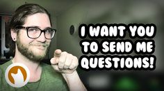 SEND ME QUESTIONS AND BE IN ONE OF MY VIDEOS