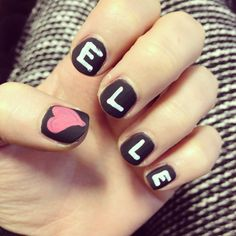 WITH EQUATIONS????? chalk board nails!