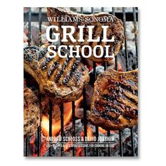 Want to be the ultimate grillmaster? This is the only book you'll ever need. In our essential guide to outdoor cooking, bestselling authors andgrilling gurus Andrew Schloss and David Joachim give you the know-how, confidence and recipes Tilapia Tacos, Grilled Tilapia, Grilled Romaine, Healthy Meals For Two, Good Healthy Recipes, Healthy Cooking, Carne Asada, Barbacoa, Mustard Vinaigrette Recipe