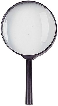 Amazon.com: SE MH7005C 2-Inch 6.5X Glass Lens Hand Held Magnifier: Toys & Games