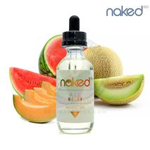 All Melon E Liquid by Naked E Liquid 100 is the fusion of the three most delicious melons known to mankind. Start with an inhale of mouthwatering Watermelon tempered with rich, sweet Cantaloupe that finally ends with the ripe and bright Honeydew, this is an exquisite combination that leaves all other melon flavors far, far behind. All Melon E Liquid is VG/PG 70/30 in Nicotine levels of 0mg, 3mg, and 6mg. #Vape #Vaping #Naked #Eliquid #Ejuice #AllMelonEliquid #NakedAllMelonEliquid