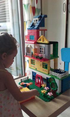 Big house lego duplo