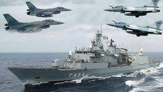Εκρηκτικό κλίμα στο Αιγαίο: Η Άγκυρα δεσμεύει περιοχή για 13 ημέρες- Η ΠΑ σήκωσε μαχητικά επιφυλακής απ' όλα τα νησιά που οι πιλότοι βρίσκονται σε readiness