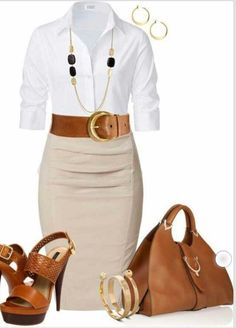 Take a look at the best casual office attire for women in the photos below and get ideas for your work outfits!!!