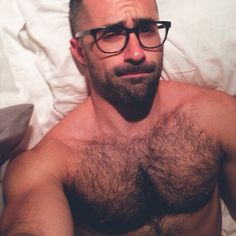 unnamed model with stubble Muscle Bear, Bear Men, Hairy Chest, Mature Men, Men's Grooming, Male Face, Hairy Men, Good Looking Men, Male Beauty