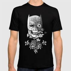 World's Finest Skull Series T-Shirts - Batman