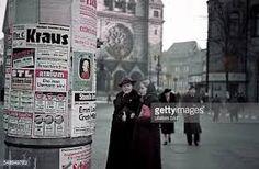 Image result for advertising column berlin 1940s